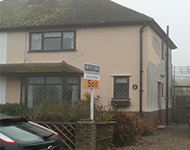 A small property near West Mersea